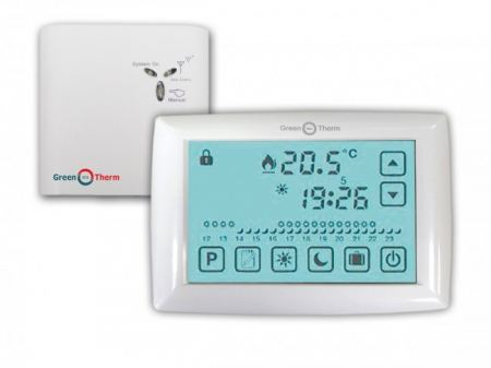 Термостат GreenEcoTherm TH-1310-RF